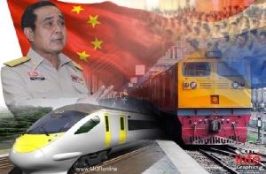 รถไฟความเร็วสูง ไทย - จีน ถึงก็ช่างไม่ถึงก็ช่าง...เหมือนเดิม