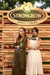 """""""แพรว-คณิตกุล"""" ชิลจัด! ชวนดื่มด่ำแอปเปิลอย่างชิกๆ สไตล์เด็กอังกฤษ"""