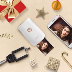 HP Sprocket ปรินเตอร์ภาพขนาดจิ๋วใหม่ล่าสุด ของขวัญสุดชิครับปีใหม่นี้