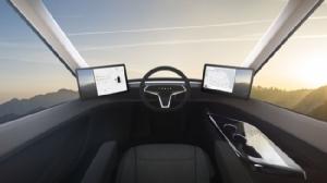 """ชมโฉมสะใจ """"Tesla Semi"""" รถบรรทุกไฟฟ้าไซส์ยักษ์ ชาร์จ 1 ครั้ง วิ่งได้ 800 กม."""