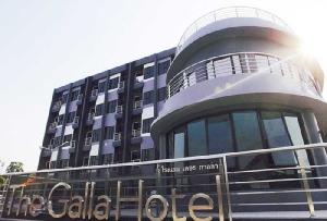 """""""เดอะกาลล่า"""" โรงแรมบูติกสไตล์ พักสบาย ในกลางเมืองระนอง"""