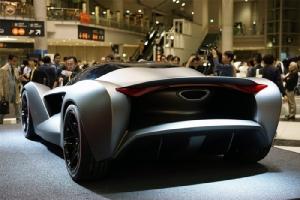 """ค่ายอิตาลี จับมือ """"ยามาอุจิ"""" ผลิตรถยนต์คอนเซปต์จากเกม GT Sport"""
