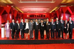 เปิดแล้ว เมทัลเล็กซ์ 2017 รวมเทคโนโลยีโลหการที่สมบูรณ์ที่สุดในอาเซียน
