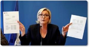 """In Clips : """"มารีน เลอ แปน"""" อดีตคู่แข่งมาครง ฉุนจัด! ถูกธนาคาร HSBC-SocGen ของฝรั่งเศส สั่งให้ปิดบัญชีหน้าตาเฉย! ชี้เป็นคำสั่งฟัตวาหวังกำจัดขวาจัดฝรั่งเศส"""