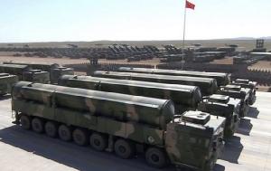 สะท้าน! จีนใกล้ประจำการขีปนาวุธนิวเคลียร์ยิงไกล 12,000 กม. เร็วกว่าเสียง 10 เท่า-โจมตีได้ทุกจุดบนผืนโลก