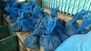 จนท.สกัดจับแก๊งค้าสัตว์ป่า ขนตัวนิ่มเกือบร้อยค่านับล้านเข้าไทยคาริมเมย