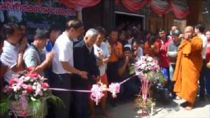 อดีตแชมป์มวยไทย และนักมวยชื่อดังร่วมเปิดค่ายมวยสอนเยาวชนรักษาแม่ไม้มวยไทย