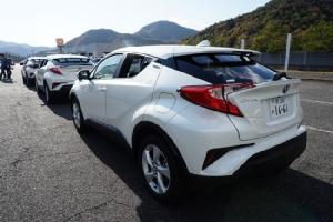 สัมผัสแรกซี-เอชอาร์ ไฮบริด เด่นที่ New Hybrid –TNGA