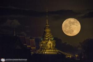 สดร.ชวนส่องจันทร์เพ็ญดวงโตคืน 3 ธันวาคมนี้