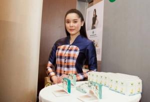 VOWDA เครื่องสำอางออร์แกนิกเจ้าแรกในไทย ผลงานนักวิจัยสู่เวทีนางงาม  Mrs. World 2017