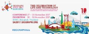พาณิชย์ฯ เผยผู้ประกอบการดิจิตอลคอนเทนต์ทั่วโลกร่วมเจรจา งาน SIGGRAPH Asia 2017 กว่า 300 ราย