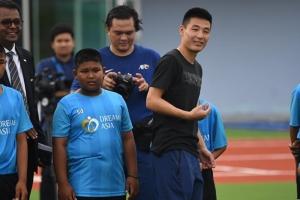 ศูนย์ฝึกลูกหนังไทย เขย่าบัลลังก์ มหาอำนาจเอเชีย