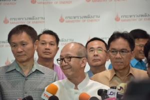รัฐมนตรีพลังงานคนใหม่เร่งภารกิจด่วนประมูล 2 แหล่งก๊าซฯ-โรงไฟฟ้าถ่านหิน