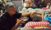 2 ป้าโรครุมเร้า ต้องดิ้นรนหาเงิน-ดูแลน้องชายป่วยติดเตียง ลั่น หากวันใดชีวิตไม่ไหว พร้อมโดดสะพานพระราม 8