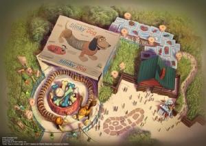 """เซี่ยงไฮ้ดิสนีย์แลนด์เผยภาพ """"สวนสนุกทอยสตอรี่"""" เตรียมเปิดกลางปีหน้า (ชมภาพ)"""
