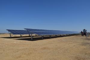 3 บจ. ผนึกกำลังลุยลงทุนโรงไฟฟ้าพลังงานแสงอาทิตย์ใหญ่ที่สุดในเอเชียใต้
