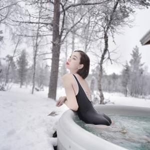 """เอาใจเมียหนักมาก! """"เพชรจ้า"""" จัดทริปผลิตลูกที่ฟินแลนด์ แฉ """"นิวเคลียร์"""" หวิวกลางหิมะ อยากน่ารักแบบเอ็กซ์ๆ"""