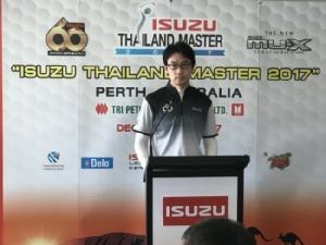 """กระหึ่มแดนจิงโจ้ """"อีซูซุไทยแลนด์มาสเตอร์ 2017"""" ยกก๊วนแชมป์ออฟเดอะแชมป์"""
