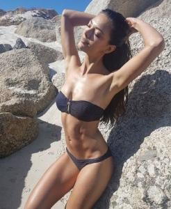 เซ็กซี่สุดๆ  Miss  Universe  2017  ในชุดว่ายน้ำ