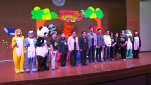 """สวนสัตว์เชียงใหม่จัดใหญ่ """"Chiangmai Zoo Carnival"""" พาเหรดสัตว์ป่าพร้อมแสงสีเสียงยามค่ำคืนรับท่องเที่ยว"""