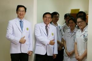 เติมเต็มอาจารย์ใหญ่..รพ.พิจิตรเปิดห้องเรียนเสมือนจริง ติวเข้มนิสิตแพทย์ยันทีมกู้ชีพก่อนช่วยคน