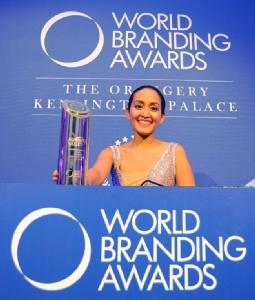 """""""มอนซูน แวลลีย์""""  ไวน์สัญชาติไทยเพียงหนี่งเดียวคว้ารางวัล """"Brand of the Year"""""""