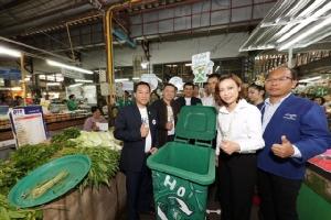 """เทสโก้ โลตัส จับมือจังหวัดลำพูน ปั้นประชารัฐ """"ลำพูนโมเดล"""" ต้นแบบจังหวัดปลอดขยะอาหาร ขับเคลื่อนวาระแห่งชาติ ประเทศไทยไร้ขยะ"""