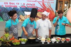ขนกว่า 100 ร้านอร่อย ให้เลือกชิมในงานเทศกาลของดีภูเก็ต