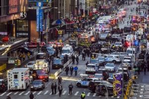 """ตั้งข้อหา """"ก่อการร้าย"""" คนบังกลาเทศ มือระเบิดสถานีรถไฟใต้ดินนิวยอร์ก"""