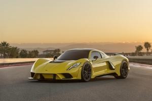 """Venom F5"" เร็วสุดในโลก รถหรือเฮอริเคน ค่าตัว 52.8 ล้านบาท"
