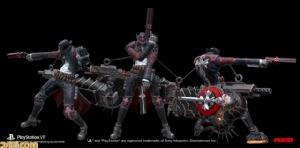 """นักฆ่าแบกโลงศพ """"Gungrave"""" กำลังจะกลับมาบน PS4"""