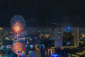 """ฉลองส่งท้ายปีเก่า ต้อนรับปีใหม่ริมแม่น้ำเจ้าพระยา ที่ """"อนันตรา ริเวอร์ไซด์ กรุงเทพฯ รีสอร์ท"""""""