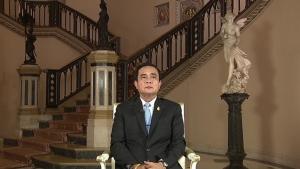 """""""ประยุทธ์"""" โว """"ธ.โลก - อียู"""" ยอมรับรัฐบาล คนไทยอย่าทำลายเชื่อมั่นกันเองเลย ลั่นปีหน้าประเทศกลับมารุ่งเรือง"""