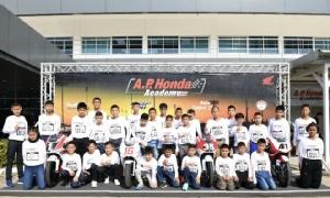 """""""ฮอนด้า"""" ตั้งเป้าใหญ่ ปั้นเด็กไทยสู่ """"โมโตจีพี"""" ภายในปี 2025"""