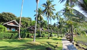 """""""อเวย์ เกาะกูด รีสอร์ต"""" พักกายพักใจใกล้ชิดธรรมชาติ ในมุมสงบเป็นส่วนตัว"""