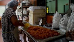 ชุมชน ต.คลองน้ำเค็ม  แปรรูปผลผลิต  ส่งขายสร้างรายได้งาม รับปีใหม่