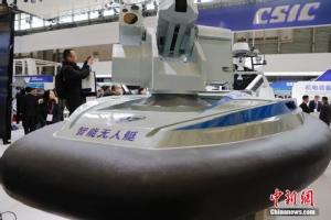 """จีนซุ่มพัฒนา """"เรือไร้คนขับ"""" เร็วสุดในโลก"""