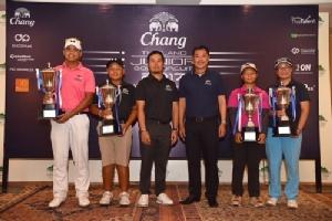 """แชมป์ """"ช้าง ไทยแลนด์ จูเนียร์ เซอร์กิต"""" ชิงแชมป์ประเทศไทย"""