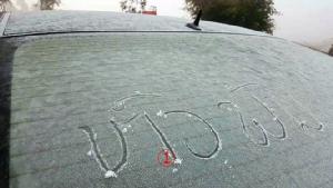 ลาวเหนือน้ำเย็นเป็นน้ำแข็ง-น้ำค้างเป็นเหมยขาบ ปลายปีลุ้นหิมะ