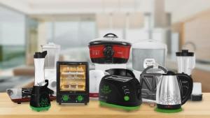 """แอนิเทคแตกไลน์ผลิตภัณฑ์ใหม่ """"Anitech Small Home"""" คอลเลกชันเครื่องใช้ไฟฟ้าสุดชิกสำหรับคนรุ่นใหม่"""