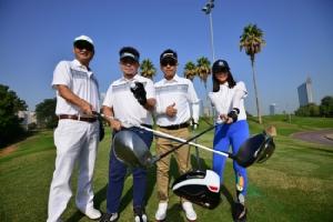 BMW Golf Cup ตะลุยดูไบ ตามรอยแชมป์โลก