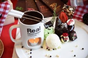 D.I.Y. ช็อกโกแลต สร้างสรรค์เมนูพิเศษ เป็นของขวัญชิ้นเดียวในโลก
