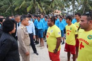 เที่ยวภูเก็ตปลอดภัย เปิดศูนย์บริการ นทท. 10 แห่ง ครอบคลุมชายหาดหลัก