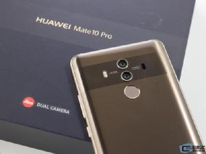 Review : Huawei Mate 10 Pro เครื่องเร็ว กล้องสวย แบตอึด คือ 3 นิยามหลักของรุ่นนี้