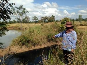 ฟันธง! น้ำเน่าริมขอบเหมืองทองอัคราฯ ปนเปื้อนทั้งสารหนูยันไทโอไซยาเนต