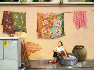 Mural Art เก๋ๆ ในสิงคโปร์