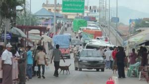 ค้าไทยพม่ายอดวูบ ค่าเงินจ๊าดตก-สินค้าเกษตรราคาร่วง