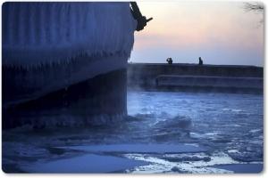 In Pics:อเมริกาแข็งตายทั่วประเทศ 9 รายแล้ว หลังโดนคลื่นความเย็นระดับขั้วโลกเล่นงาน  ร่วม 40 รัฐถูกประกาศเตือนภัยวิกฤตความหนาว