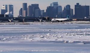 โลกวิปริตอเมริกาหนาวยะเยือกติดลบ ยุโรปผจญพายุลมแรง จีนหิมะตกหนัก