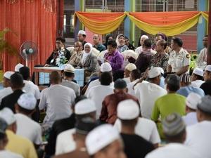 เปิดเรือนจำนราฯ จัดอาหารฮาลาล ฟังธรรมะ สร้างโอกาสผู้ต้องขังตามโครงการเรือนจำสีขาว